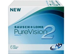 Bausch and Lomb PureVision 2 HD