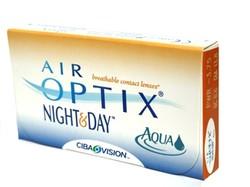 Alcon vision Air Optix Night&Day Aqua